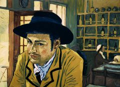 """Loving Vincent"", dir. D. Kobiela, H. Welchman"