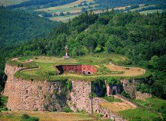 Srebrna Góra Fortress